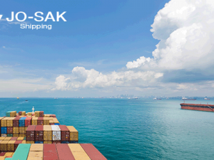 Jo-Sak Shipping Inc: Interface design