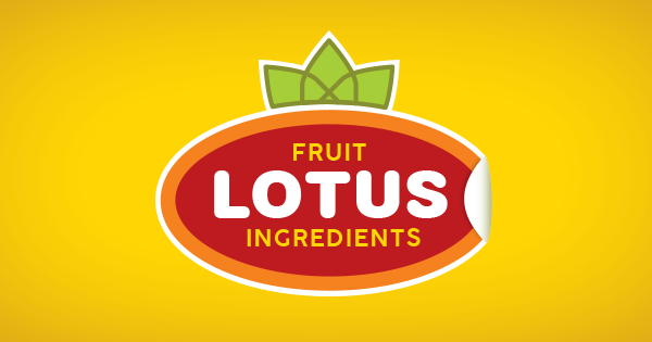 Branding and website: Lotus Fruit Ingredients