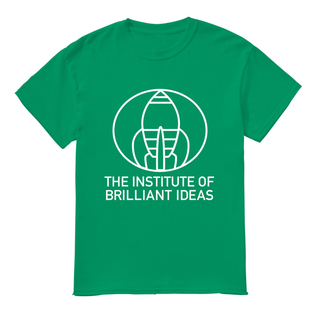 Cool T-shirts to buy online. T-Shirt: Unigami: The Institute of Brilliant Ideas t shirt